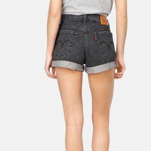 Levi's 501 Cuffed Shorts